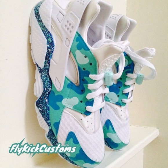 nike-air-huarache-mint-camo-customs-by-poco-bentley