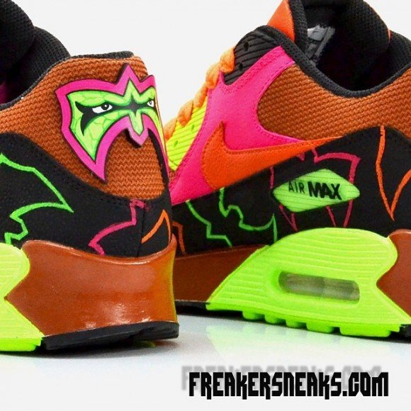nike warriors nike 90