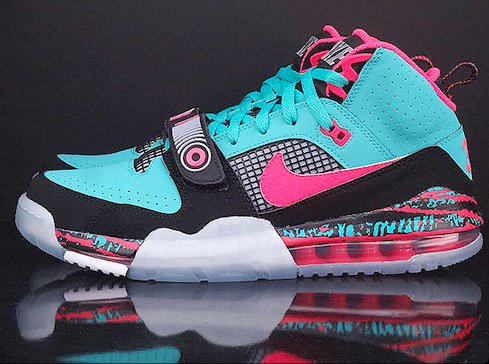 new styles 0b7d3 33374 Nike Air Max Bo Jax South Beach