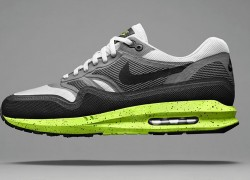Nike Air Max Lunar1 'White/Black-Cool Grey-Volt'