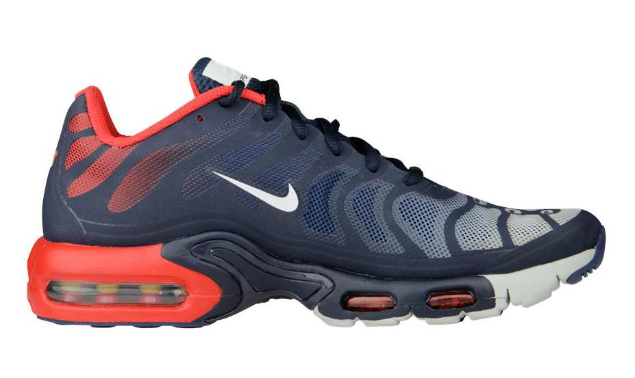 8bd30164133 60%OFF Nike Air Max Plus Midnight Navy White University Red - gc ...