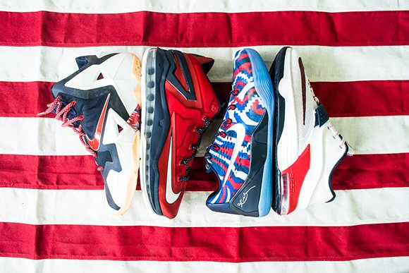 Nike Basketball Independence Day 2014 Full Lineup