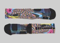 Nike Elite Digital Ink Sock