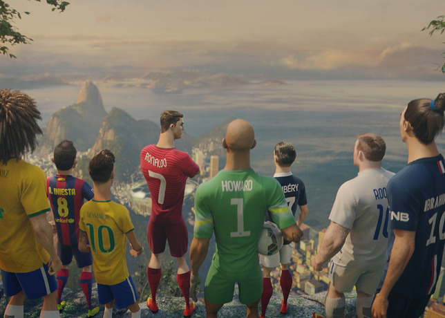 Nike Football Presents   The Last Game  Animated Series  b4456d78c21d