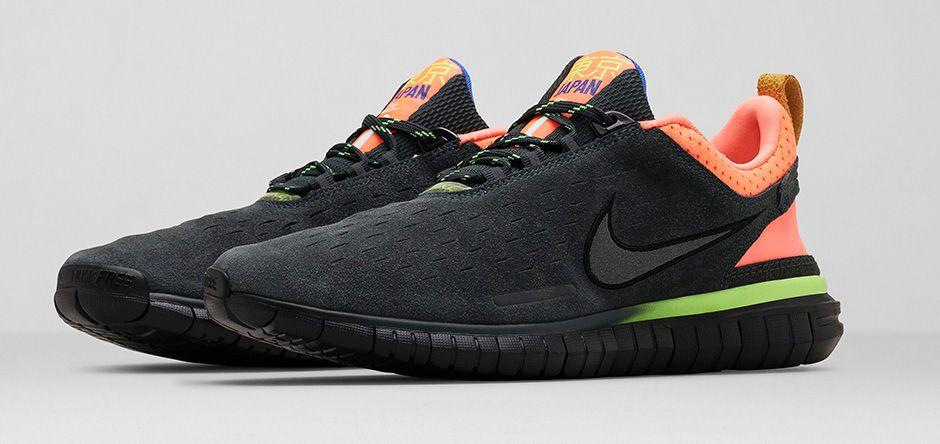 Nike Free OG '14 'Tokyo' - Release Date