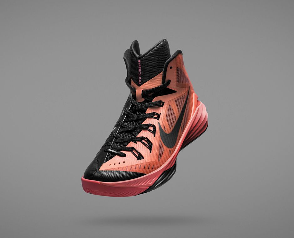 3f3ebb6d39df Nike Hyperdunk 2014  Bright Mango Black  - Release Date + Info ...