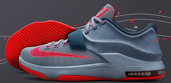 Nike KD 7 Calm Before the Storm Release Date