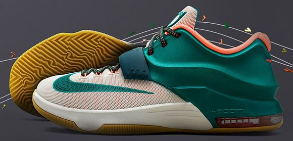 Nike KD 7 Easy Money Release Date