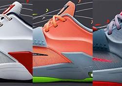 Nike KD 7 – Release Dates