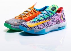 Nike KD VI (6) 'What The' – Foot Locker Release Details