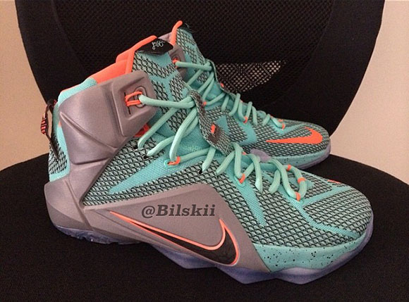 Nike LeBron 12 - More Images
