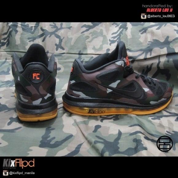 83a7798da0053 Nike LeBron 9 Low