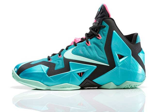 Lebron  South Beach Foot Locker