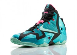 Nike LeBron XI (11) 'South Beach' – Officially Unveiled