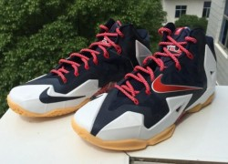 Nike LeBron XI (11) 'USA' – First Look