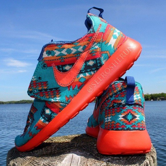 Nike Roshe Run The Urban Native Customs By See Roshe Run