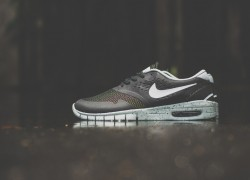 Nike SB Koston 2 Max 'Black/White-Base Grey-Venom Green'