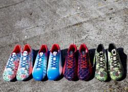 Puma evoSPEED 1.3 Collaboration With BAPE, Kith, Colette & Alife
