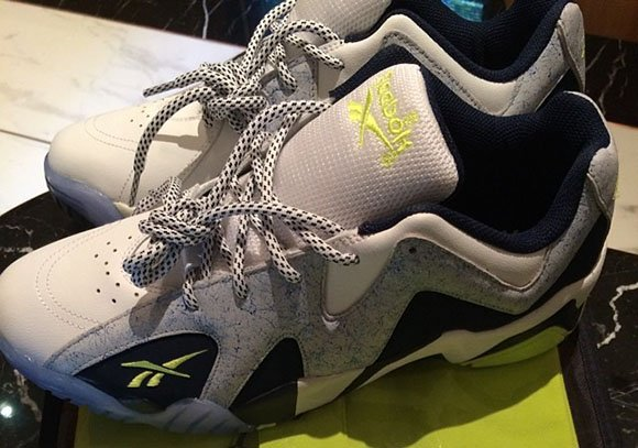 Reebok Kamikaze II Low - New Colorway