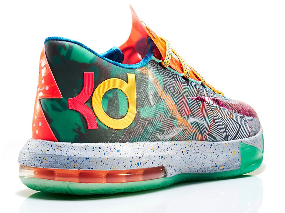 Release Reminder: Nike KD VI (6) 'What The' | SneakerFilesWhat The Kd Release Date