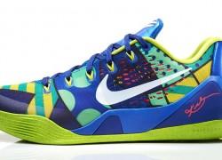 Release Reminder: Nike Kobe 9 EM 'Game Royal/White-Venom Green'