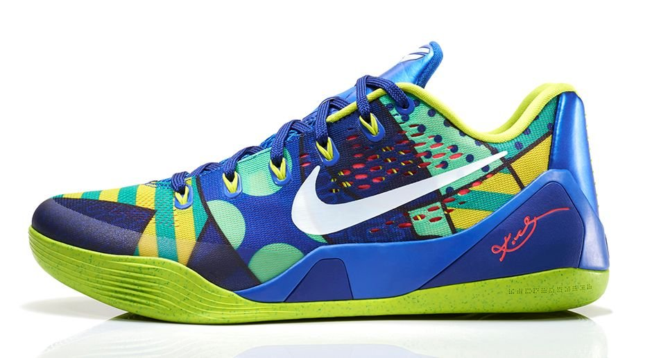 Release Reminder: Nike Kobe 9 EM 'Game Royal/White-Venom ...