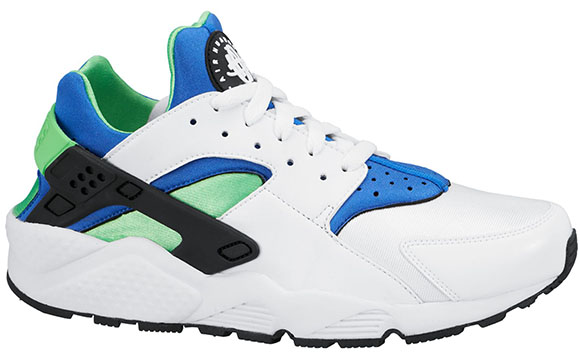 finest selection 544a1 d1d57 Scream Green Nike Air Huarache is Coming