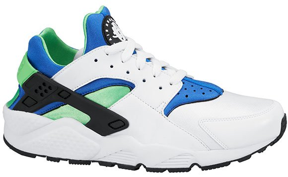 Scream Green Nike Air Huarache is Coming