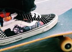 Comme des Garçons SHIRT x Supreme x Vans Collection