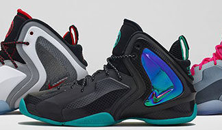 Three Pairs of Nike Lil Penny Posite Releasing June 7th