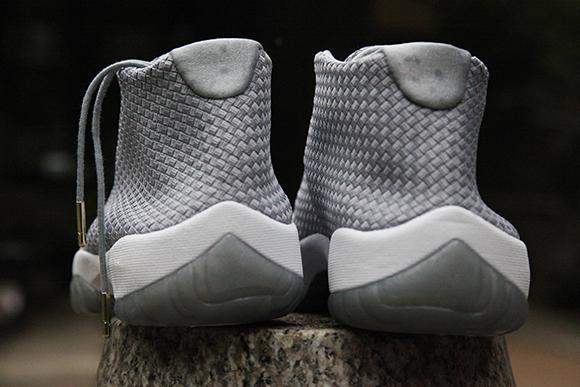 Wolf Grey Jordan Future Detailed Look