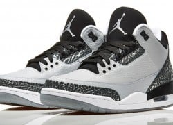 Air Jordan III (3) 'Wolf Grey' – Official Images