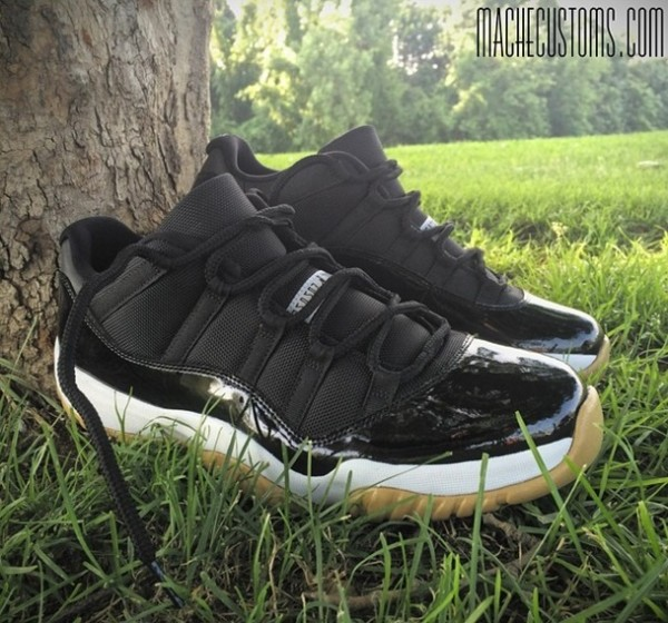 air-jordan-xi-11-low-gum-bottom-custom-1