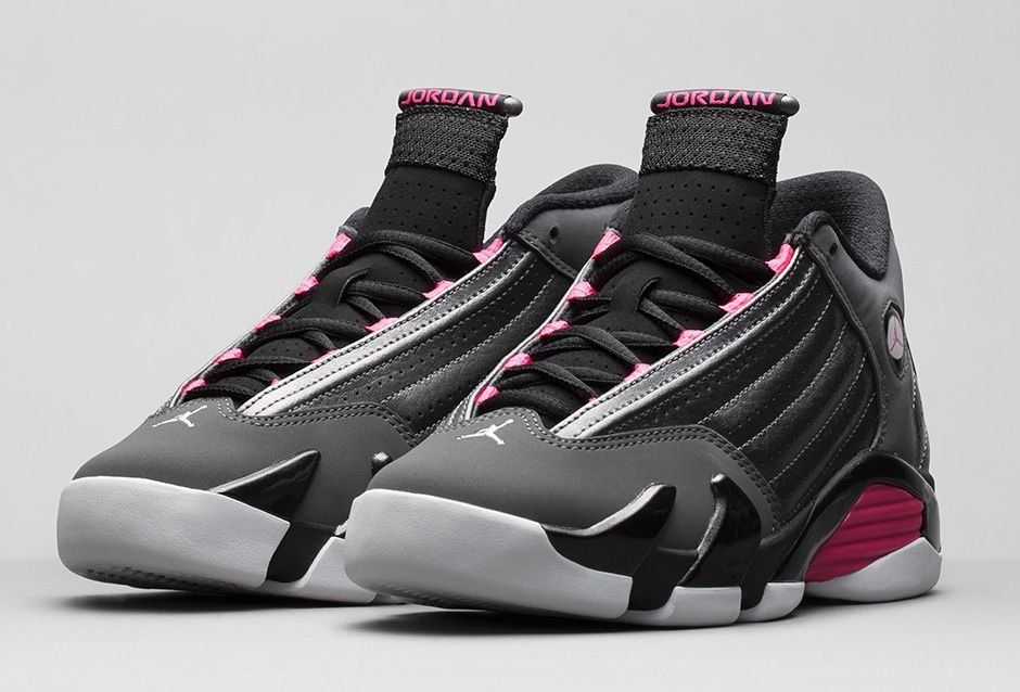 air-jordan-xiv-14-gs-metallic-dark-grey-hyper-pink-black-white-official-images-1