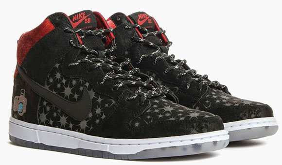 Brooklyn Projects x Nike Dunk SB High Paparazzi