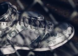 Derek Jeter's Jordan Brand '2014 MLB All-Star Game' PE Cleats