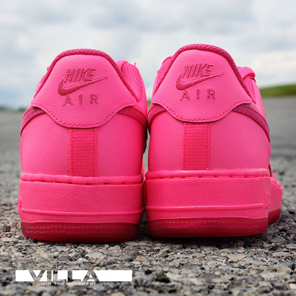 Hyper Pink Nike Air Force 1 Low GS