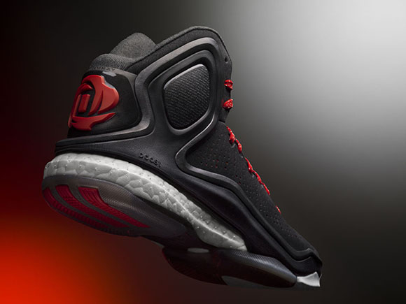 Introducing the adidas D Rose 5 Boost