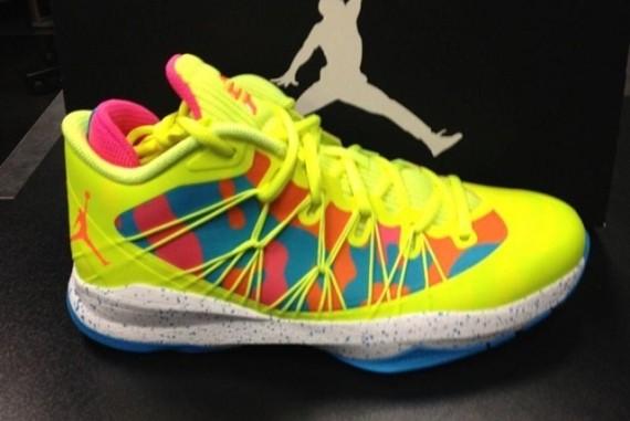 "As impressive as the Nike Kobe 9 EM ""Peach Jam"" was earlier today ..."