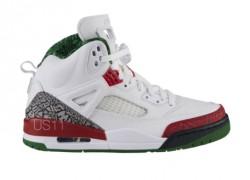 Jordan Spiz'ike OG 'White/Varsity Red-Classic Green'