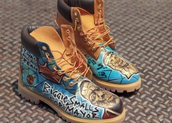 'Life After Death' Timberland Customs by John Born