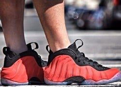 Nike Air Foamposite One 'Red Suede'