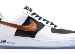 Nike Air Force 1 Low 'White/Copper-Black'