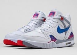 Nike Air Tech Challenge II 'White/Royal Blue-Infrared-Flt Silver'