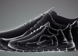 Nike Free 'Genealogy of Free' Black Pack