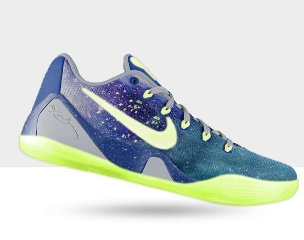 bec192297cf7 Nike Kobe 9 EM  Moonwalker  iD Option - Now Available