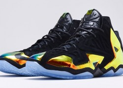 Nike LeBron XI (11) EXT 'King's Crown' – Official Images