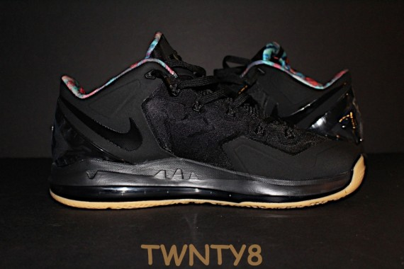 Nike LeBron XI (11) Low  Black Gum  - New Images  e1a4aa5472fd