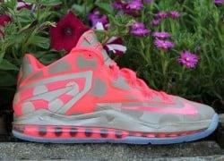 Nike LeBron XI (11) Low 'House of LeBron' Sample