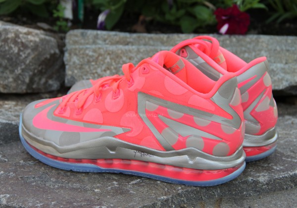 huge selection of 01c1f a2db2 Nike LeBron XI (11) Low  House of LeBron  Sample   SneakerFiles